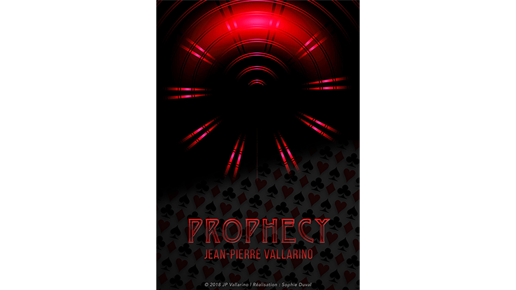 PROPHECY by Jean-Pierre Vallarino