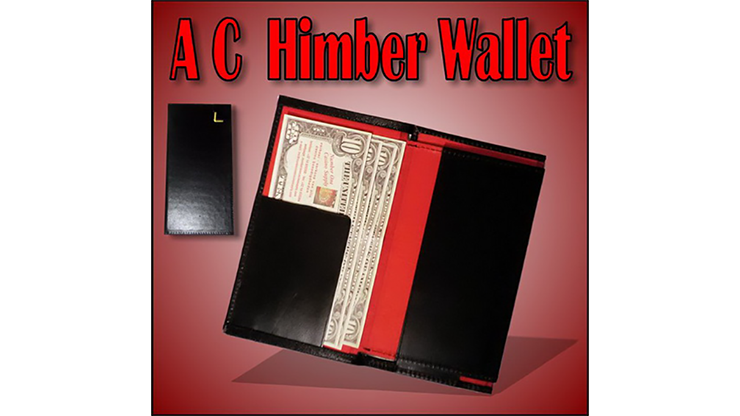 AC Himber Wallet by Heinz Minten... MagicWorld Magic Shop