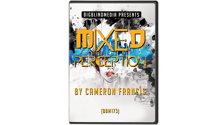 MIXED PERCEPTION by Cameron Francis
