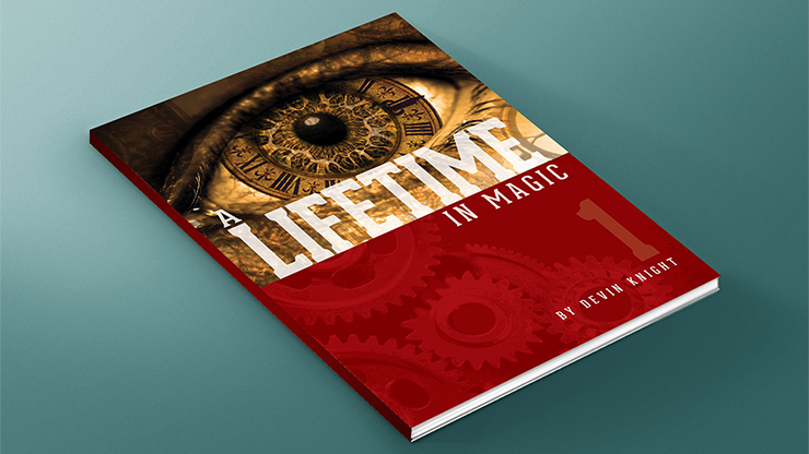 A Lifetime In Magic by Devin Knight Zauberbuch, 9 neue Mentaleffekte