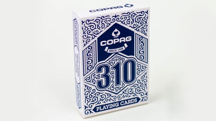 COPAG 310 Playing Cards (Blue) Poker Kartenspiel Spielkarten