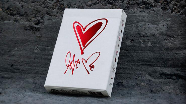 Carti de joc Love Me