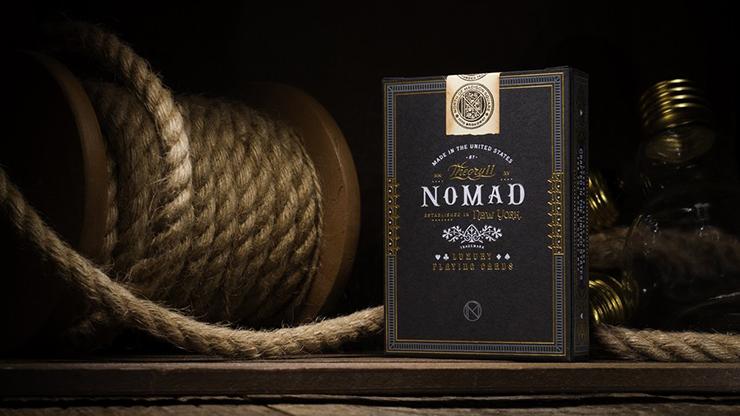 NoMad Playing Cards by Theory 11 Poker Kartenspiel Spielkarten