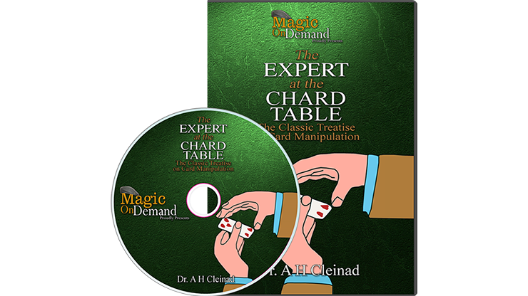 Magic On Demand & FlatCap Productions Proudly Present: Expert At The Chard Table by Daniel Chard Kommerzielle Close-up- und Salon-