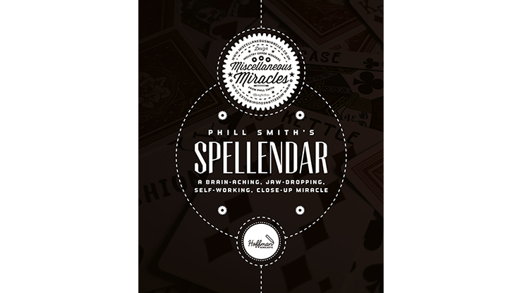 Spellendar (Gimmick and Online Instructions) by Phill Smith - Trick