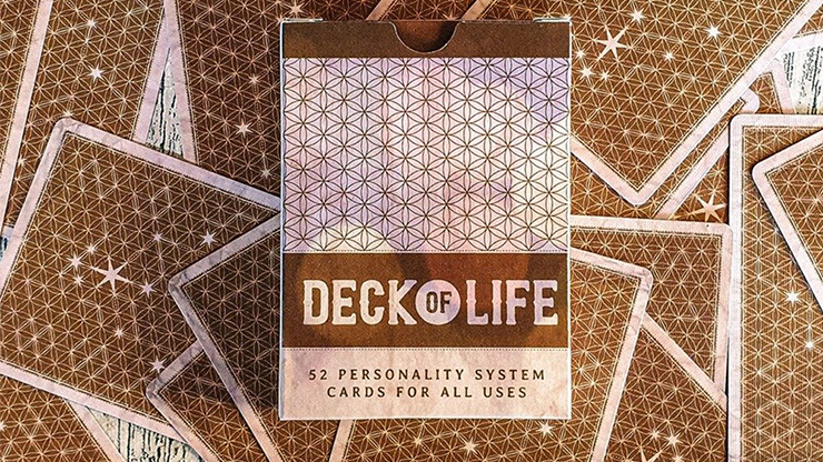 Identity Deck (Gimmick and Online Instructions) by Phill Smith - Trick