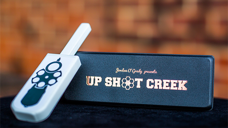 Jordan O'Grady Presents Up Shot Creek Neues Scheffel-Gimmick
