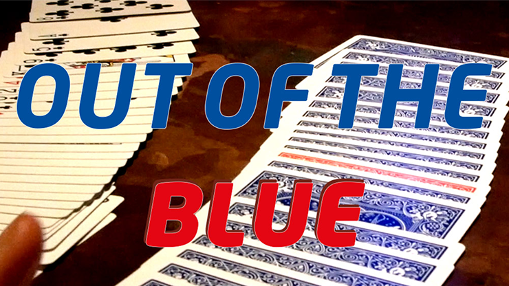 Out Of The Blue (Gimmicks & Instrucciones Online) - James Anthon