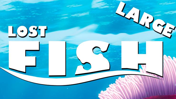 Lost Fish (Large) by Aprendemagia Fischbild zu echtem Fisch, große Version