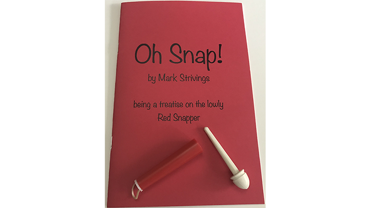 Oh Snap! by Mark Strivings