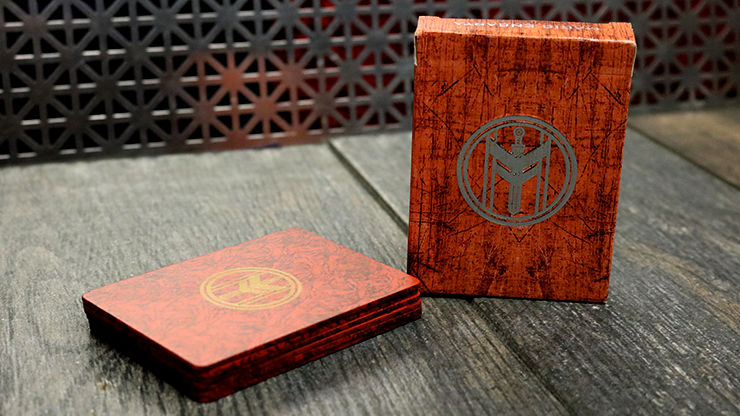 FIBER BOARDS Cardistry Trainers (Tigers Eye) by Magic Encarta