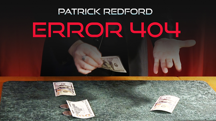 ERROR 404 by Patrick Redford