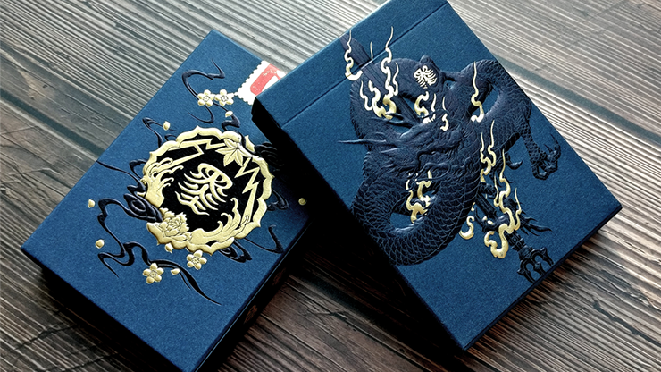 Sumi Grandmaster Playing Cards & EPCC