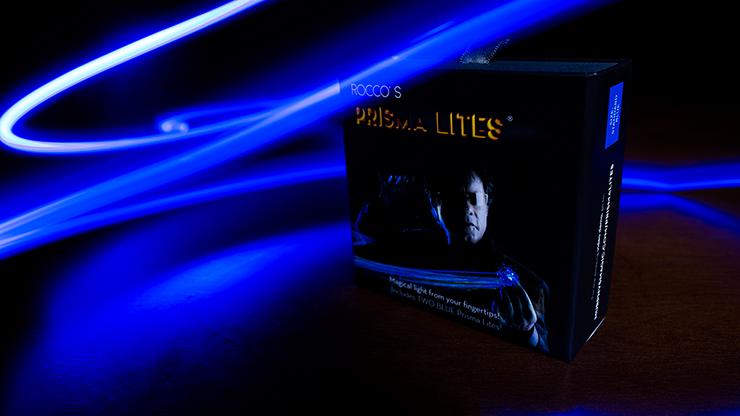 Rocco's SUPER BRIGHT Prisma Lites Pair (Blue) - Trick