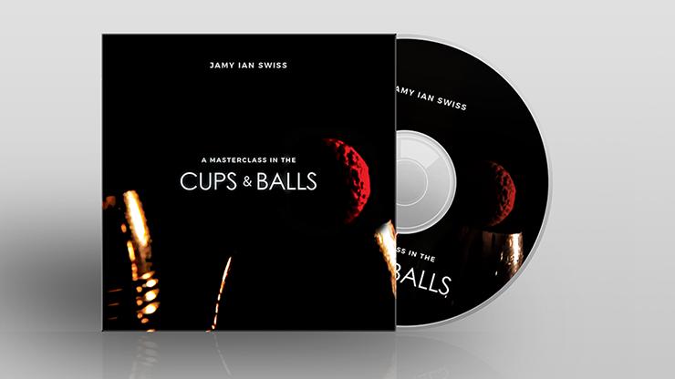 Jamy Ian Swiss A Masterclass in the Cups & Balls Perfekte Becherspiel-Routinen erlernen