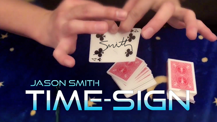 Time Sign by Jason Smith video DOWNLOAD