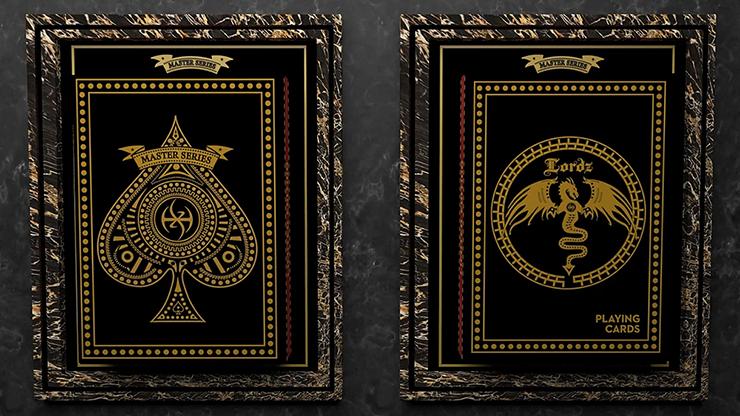 The Master Series - Lordz by De'vo (Limited Edition) Playing Cards Poker Kartenspiel Spielkarten