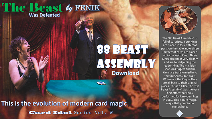 88 Beast Assembly by Fenik