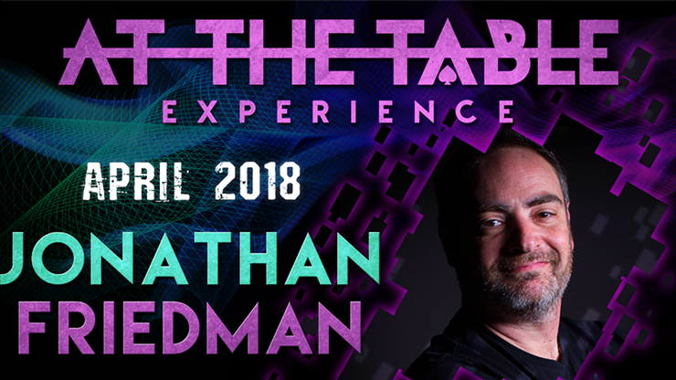 At The Table Live Jonathan Friedman April 4th 2018 video DOWNLOAD