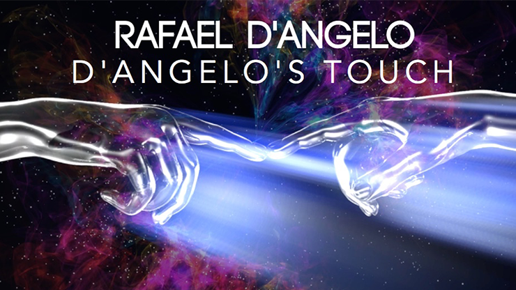 D'Angelo's Touch (Book and 15 Downloads) by Rafael D'Angelo