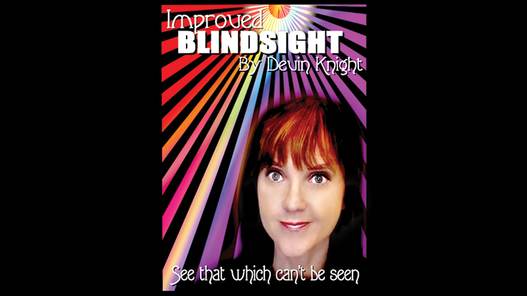 Improved Blindsight by Devin Knight Farben und Formen in Kuverts zutreffend voraussagen