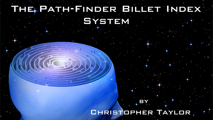 The Path-Finder Billet Index System (Gimmick and Online Instructions) by Christopher Taylor Index-System für Voraussagen
