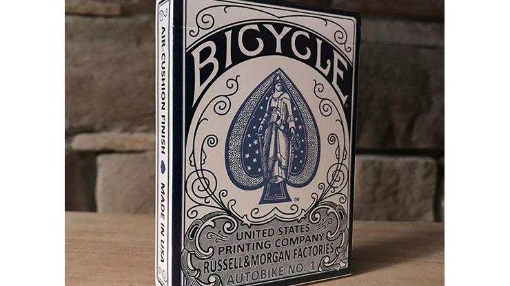 Bicycle AutoBike No. 1 (Blue) Playing Cards Poker Kartenspiel Spielkarten