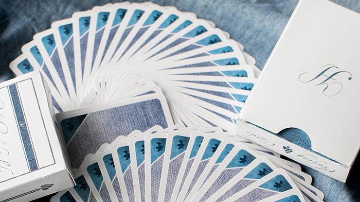 Handshields Playing Cards Jeans Edition Poker Kartenspiel Spielkarten