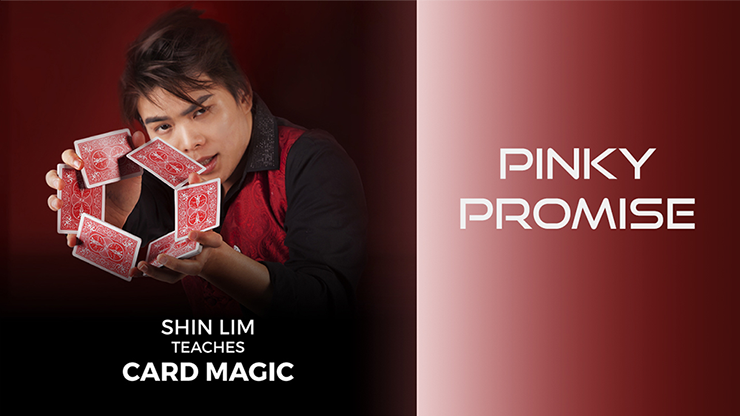 Pinky Promise 1 and 2 by Shin Lim (Single Trick)