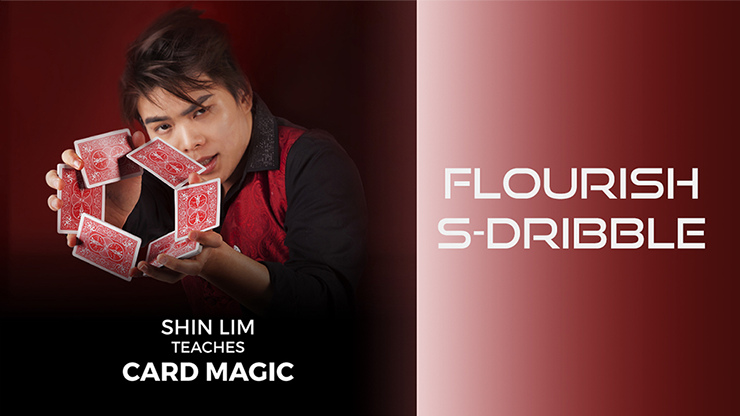 S-Dribble Flourish by Shin Lim (Single Trick)
