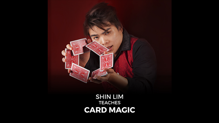 Shin Lim Teaches Card Magic (Full Project)