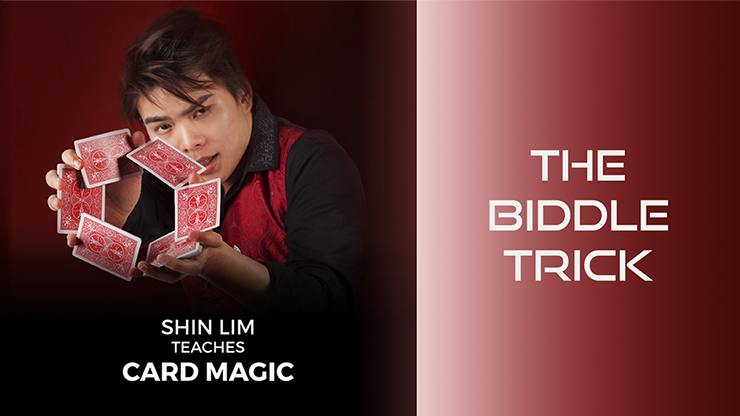 The Biddle Trick by Shin Lim (Single Trick)