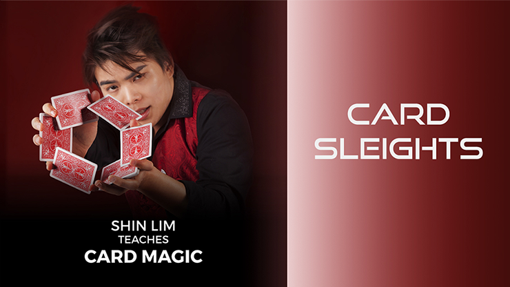 Card Sleights by Shin Lim (Single Trick)