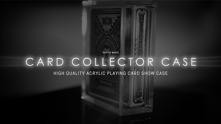 Vortex Magic Presents The Card Collector Case