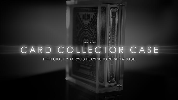 Vortex Magic Presents The Card Collector Case Transparente Kartenschutzbox
