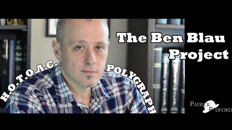 The Ben Blau Project Volume 1 by Ben Blau Mixed Media DOWNLOAD