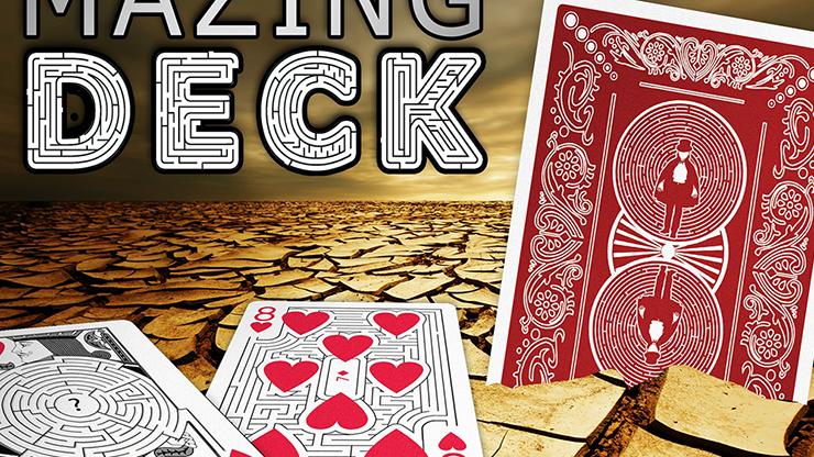 Bicycle Mazing Playing Cards Poker Kartenspiel Spielkarten