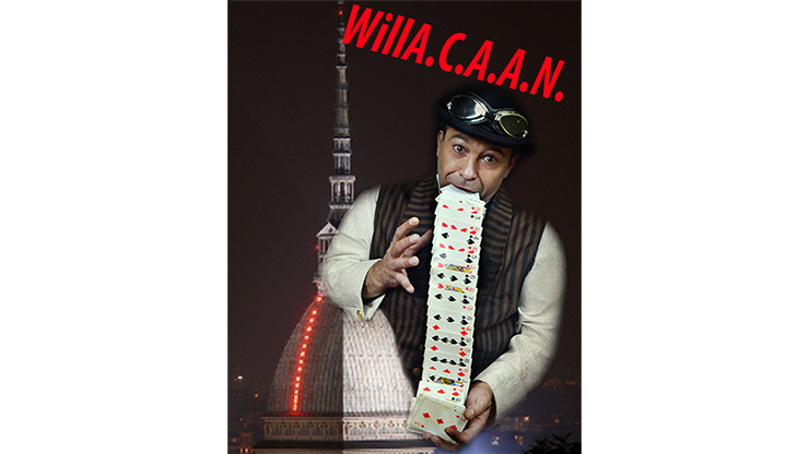 WillA.C.A.A.N by Magic Willy (Luigi Boscia) eBook DOWNLOAD