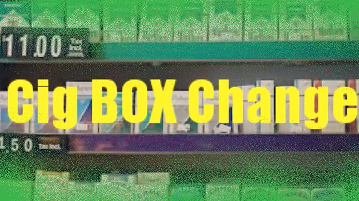 Cig Box Change by Khalifah video DOWNLOAD