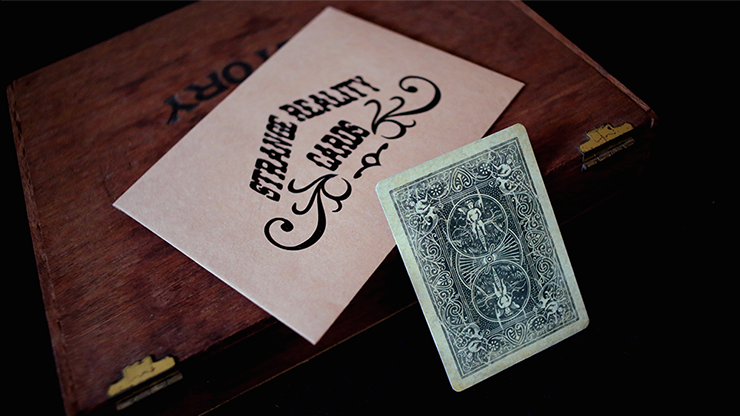 Strange Reality Cards V2 (Houdini) by Seth Race & Nonplus Productions