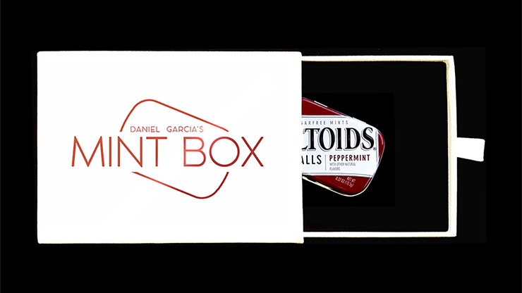 MINT BOX (Gimmick and Online Instructions) by Daniel Garcia