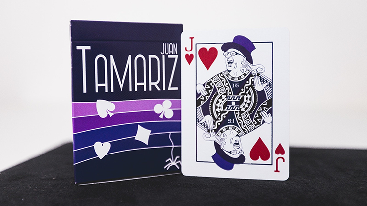 Juan Tamariz Playing Cards with Collaboration of Dani DaOritz and Jack Noble Poker Kartenspiel Spielkarten