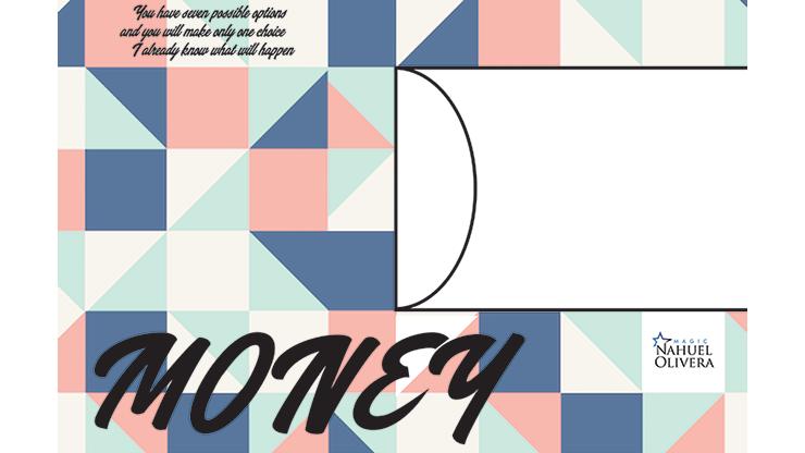 MONEY (USD) by Nahuel Olivera - Trick