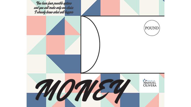 MONEY (Pound) by Nahuel Olivera