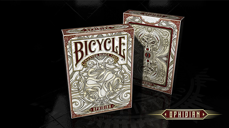 Bicycle Ophidian Playing Cards