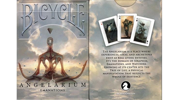 Bicycle Angelarium (Emanations) Playing Cards Poker Kartenspiel Spielkarten