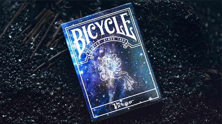 Bicycle Constellation Series (Virgo) Playing Cards
