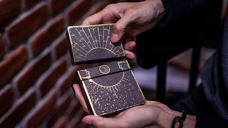 Limited Edition Olympians Playing Cards by Austin Ho (Signature Series)