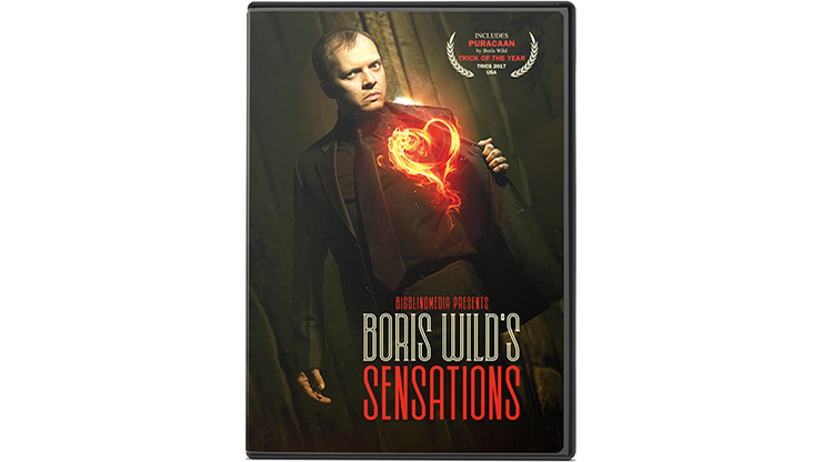 Boris Wild's Sensations (2 DVD... MagicWorld Magic Shop