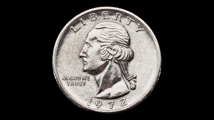 JUMBO 3 inch Quarter - Trick